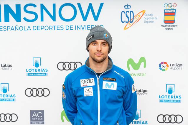 Torisme Val d'Aran esponsorizarà Álex Puente en Campionat deth Mon d'Esquí en Are (Suècia)