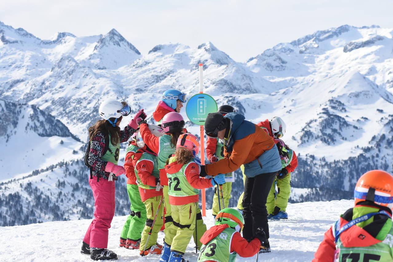 Tres cents participaires ena tresau edicion dera BBB Ski Race Experience