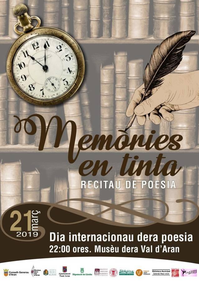 Vau edicion deth Dia Internacionau dera Poesia en Musèu Val d'Aran