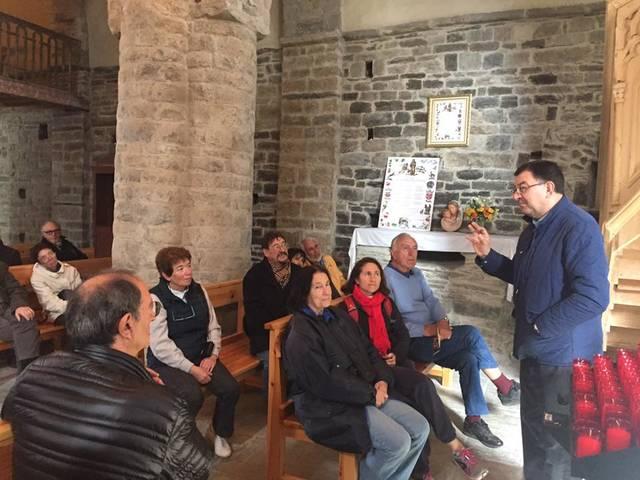 Visita dera  Société Ramond ara Val d'Aran