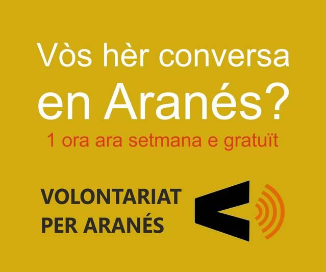 """""""Voluntariat per aranés"""": ua manèra d'hèr créisher era lengua"""