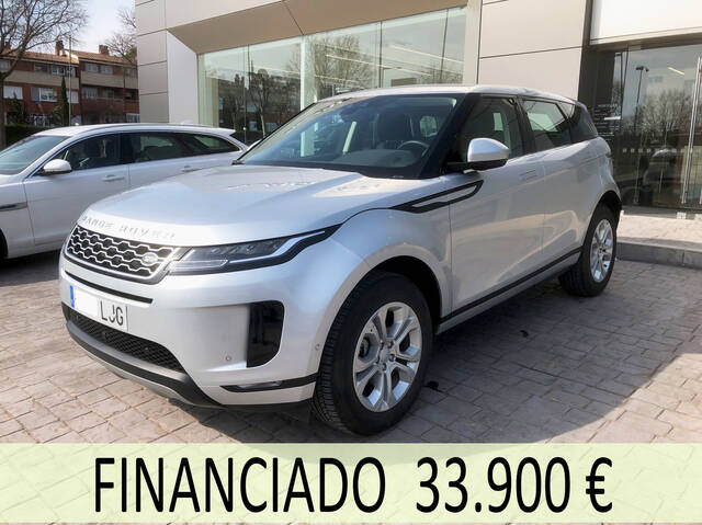 Evoque 2.0D FWD 150CV manual