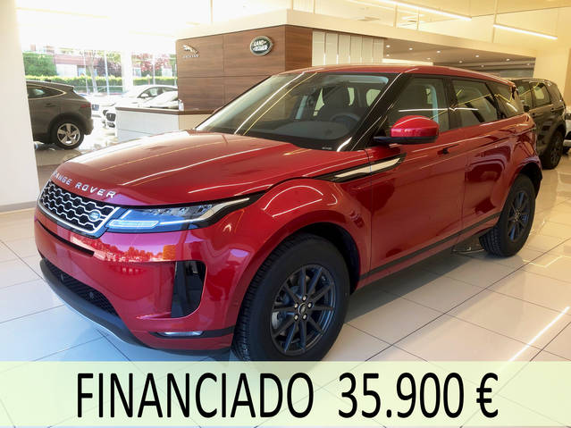 Evoque 2.0D FWD Manual