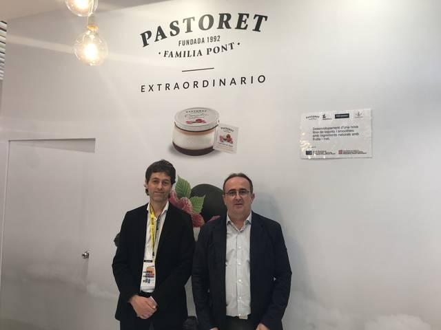 Alemany i Pastoret crearan una nova gamma de iogurts endolcits amb fruita de Lleida i mel del Montsec