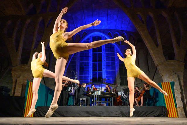 Cervera clourà dissabte els actes de la Capital de la Cultura Catalana 2019 amb música barroca i dansa contemporània
