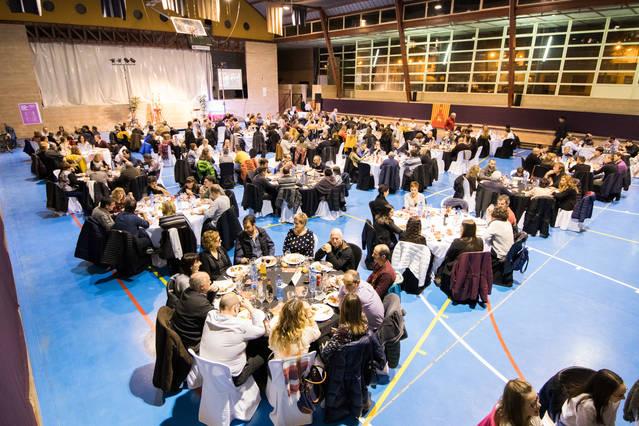 Cervera homenatja 46 esportistes i entitats locals