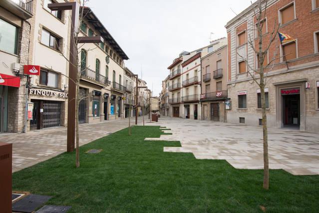 Cervera podrà triar entre cinc noms de dona per a l'actual carrer General Güell