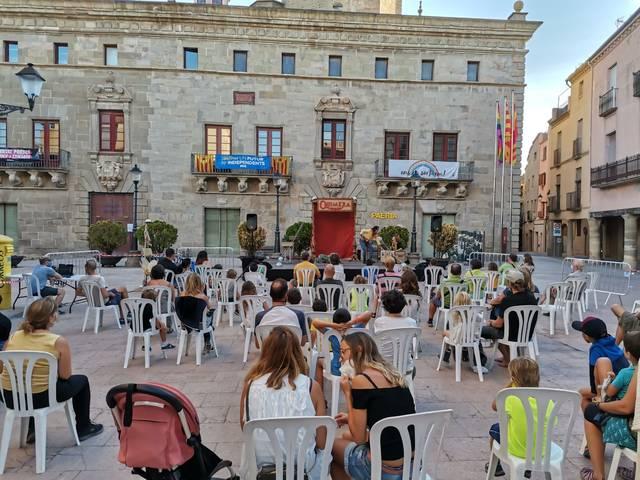 """Cervera tanca la 1a edició de la """"Festiuada"""" amb èxit de participació i una valoració molt positiva"""