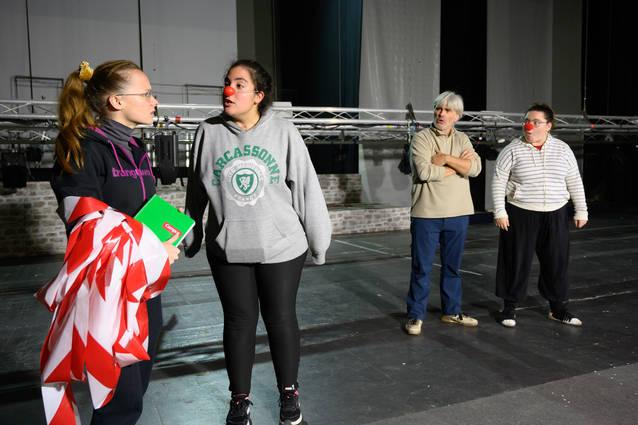 Comencen els assajos de 'Lo Paper' amb més d'un centenar d'actors i actrius de Cervera
