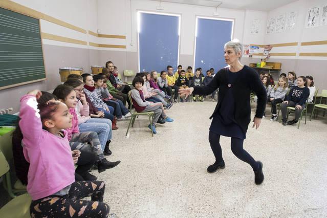 'Contes a la Catxipanda' inicia avui el projecte 'Segamots', el festival de contes de Cervera Capital de la Cultura Catalana