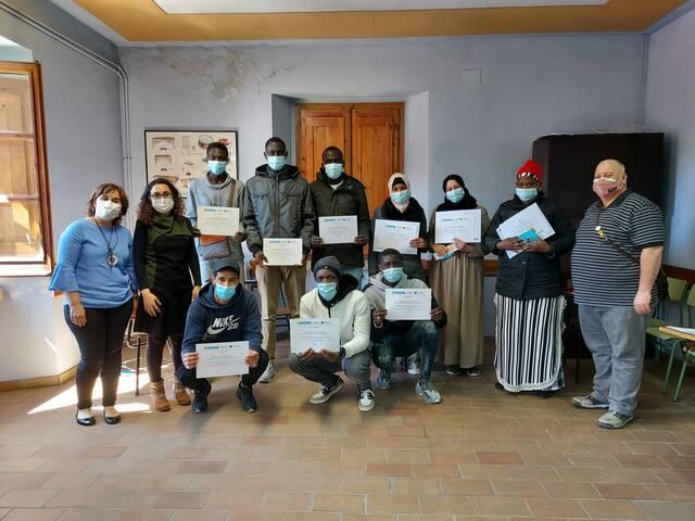 Curs de coneixements laborals per a immigrants de Guissona