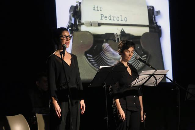 """""""Dir Pedrolo"""", una obra de teatre que apropa l'escriptor als alumnes de secundària"""