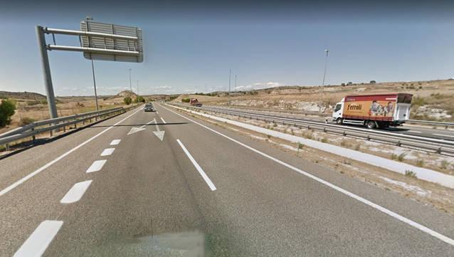 Dos morts en un accident de trànsit a Ribera d'Ondara