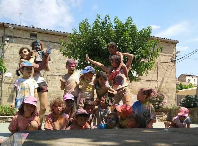 El Casal de Sedó acull trenta-dos infants