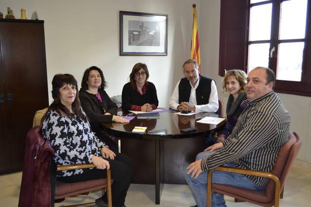 La Segarra rep la visita de la Diputació per treballar en la implementació de les polítiques d'igualtat