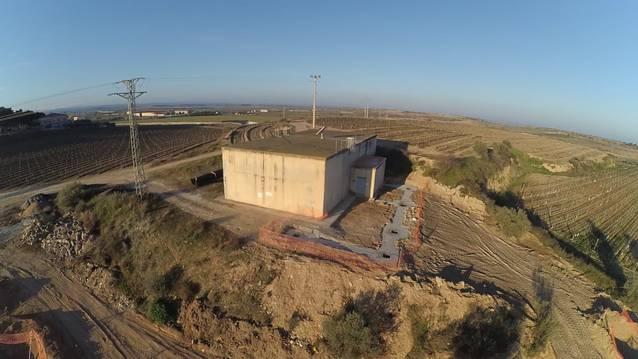 El Consell Comarcal destina un pressupost de més de 100 mil euros per a l'obra de la nova estació de tractament d'aigua potable a Verdú