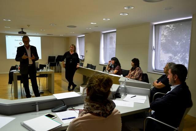 El Consell Comarcal projecte un curs per treballar l'accessibilitat als espais i edificis públics