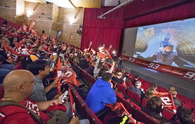 El Fan Club de Màrquez muntarà una pantalla gegant a Cervera