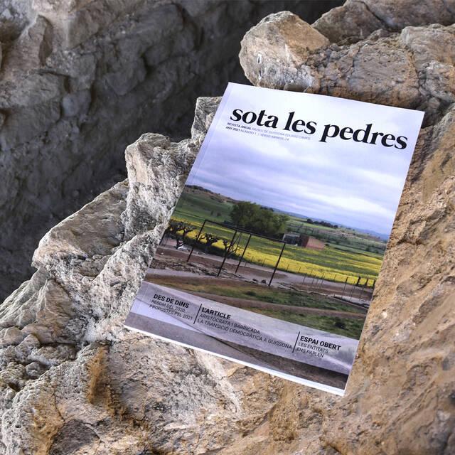 El Museu de Guissona estrena una revista anual sobre el patrimoni local