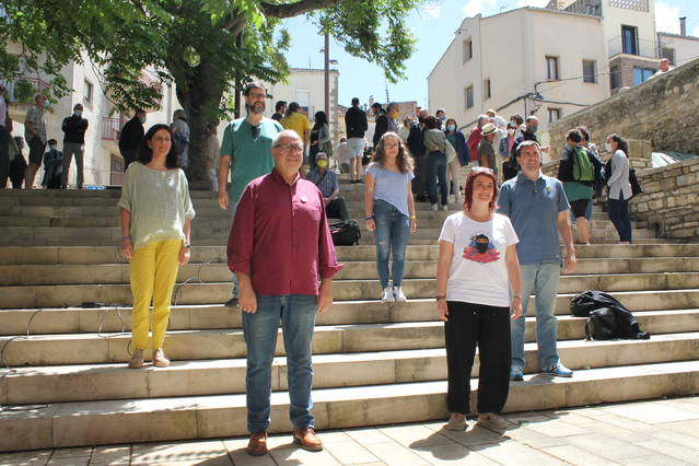 El nou Equip de Govern de la Paeria de Cervera defineix el cartipàs municipal