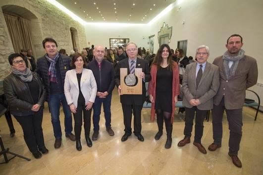 El Premi Sikarra guardona en la novena edició l'Associació de Patrimoni de Torà