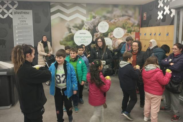 El programa Nereu organitza una sessió de compres