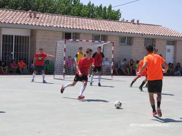 El torneig Futsal Sant Ramon arriba a la seva tercera edició