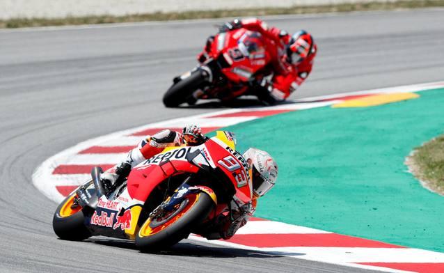 Els germans Márquez guanyen al Gran Premi de Catalunya
