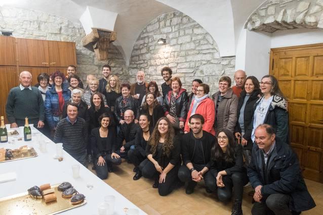 """Èxit absolut del concert del Grup Vocal """"In Crescendo"""" a Sant Ramon en el marc dels Cicles Culturals del municipi."""