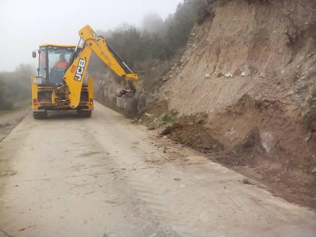 Finalitzades les obres de reparació dels danys ocasionats pels aiguats de novembre 2018