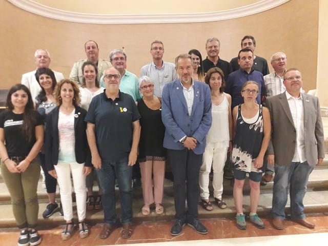 Francesc Lluch (ERC) és el nou president del Consell Comarcal de la Segarra