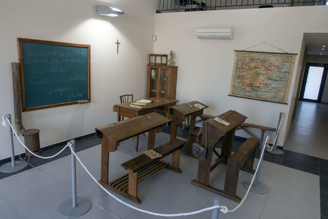 Granyanella recupera les antigues escoles en una exposició permanent