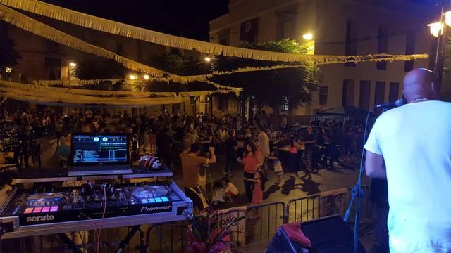 Guissona celebra la diada de la Independència Colombiana
