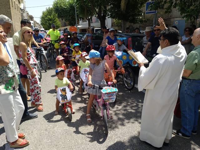 Guissona celebra la tradicional festa de Sant Cristòfol