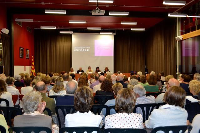 Guissona comença el curs de l'Aula d'Extensió Universitària amb gairebé 150 inscrits