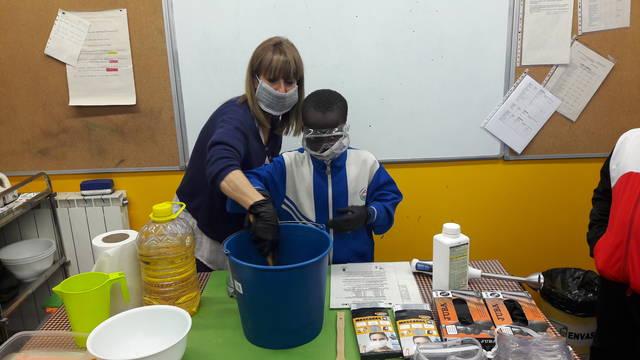 Guissona inicia un projecte de lluita contra el malbaratament alimentari