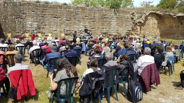 Guissona s'estrena amb èxit al festival Espurnes Barroques