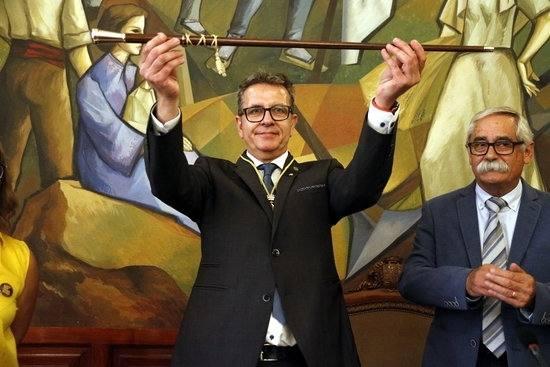 Joan Talarn és investit president de la Diputació de Lleida