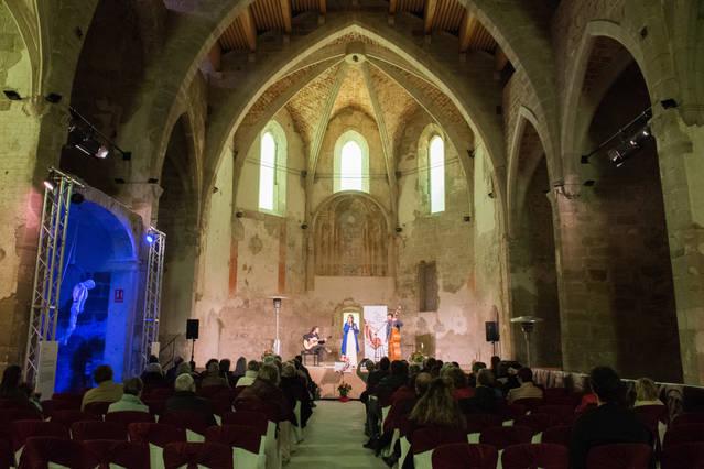 La cantautora Lídia Pujol i l'Orquestra Julià Carbonell protagonitzen el dia del territori del 9è Festival de Pasqua de Cervera