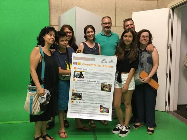 La Fundació Bofill premia l'Institut Antoni Torroja