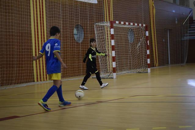 La guissonenca Paula Solé, convocada a la Selecció Lleidatana de futbol sala