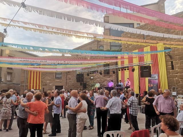 La Morana s'engalana per la seva Festa Major