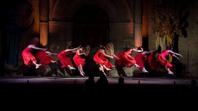 La música barroca i la dansa contemporània es fusionen dissabte a Guissona en el muntatge '#Bachendansa'