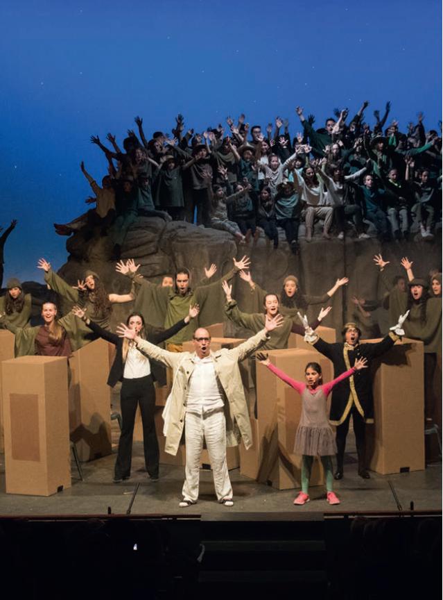 La Paeria de Cervera ajorna tres funcions del Cicle de teatre 2020
