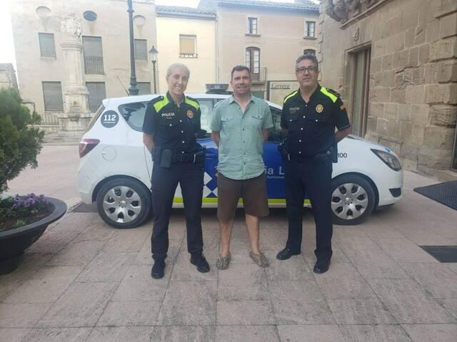La Paeria de Cervera incorpora una agent de la Policia Local