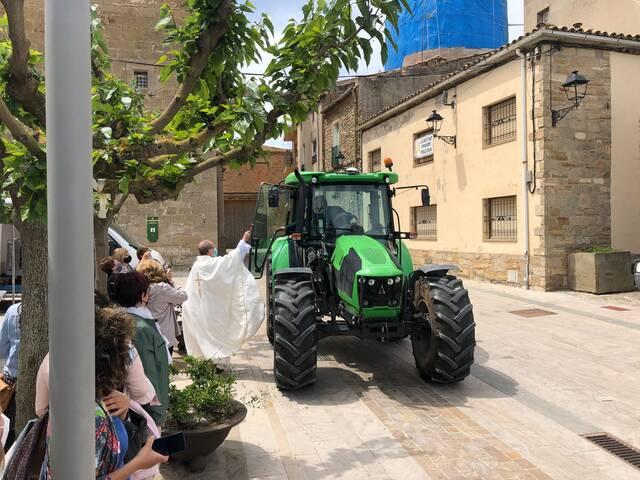 La Segarra celebra la festa del seu patró, Sant Isidre