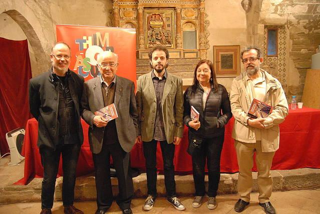 """El premi literari """"7 lletres"""" reivindica la figura de Manuel de Pedrolo"""