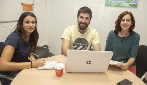 """L'Associació Alba impulsa el projecte """"keep kalm"""""""