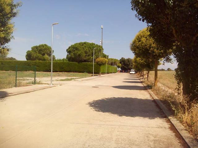 L'Ajuntament de Sant Ramon fa millores en l'enllumenat públic