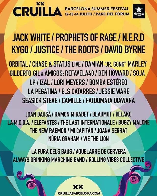L'Aquelarre, al Festival Cruïlla